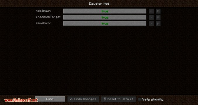 OpenBlocks Elevator mod for minecraft 12