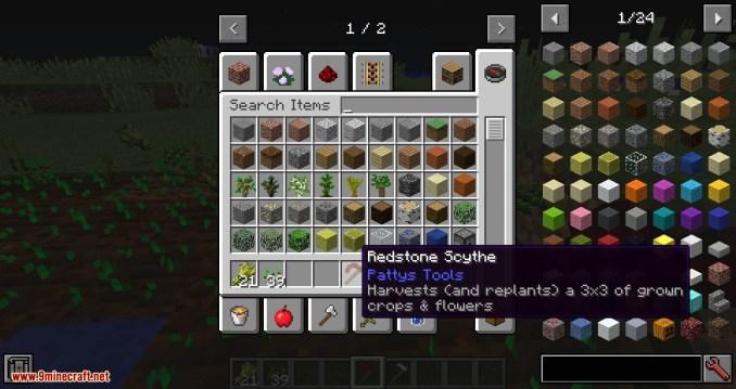 PattysMoreStuff mod for minecraft 12