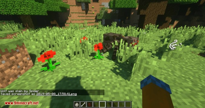 Respawnable Pets mod for minecraft 03