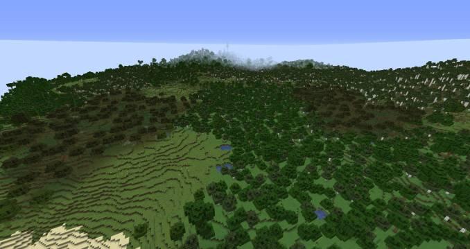 Simplex Terrain mod for minecraft 22