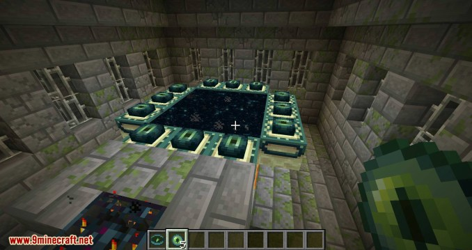 Stronghold Compass mod for minecraft 11