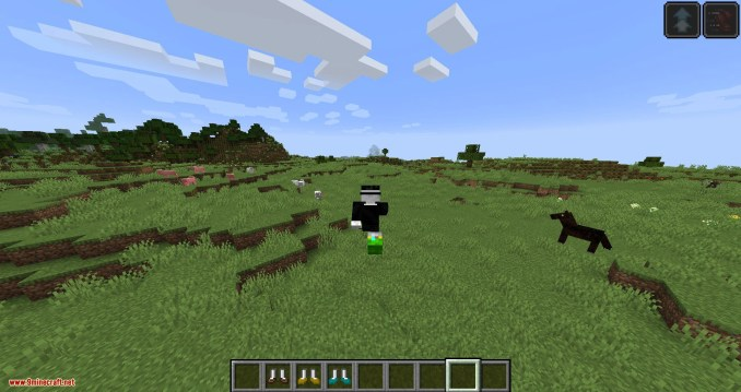 Traveller_s Boots mod for minecraft 08