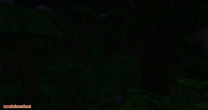 True Darkness mod for minecraft 08