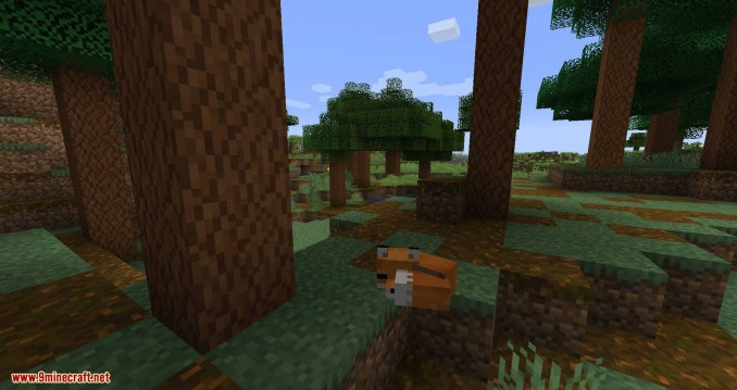 Woods and Mires mod for minecraft 07