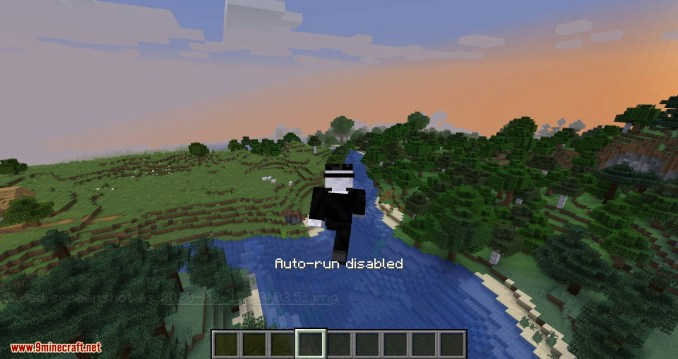 Auto Sprint Key Toggle mod for minecraft 06