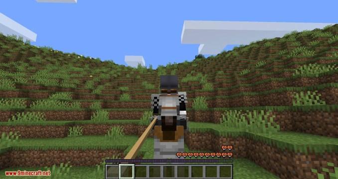 Crusade mod for minecraft 05