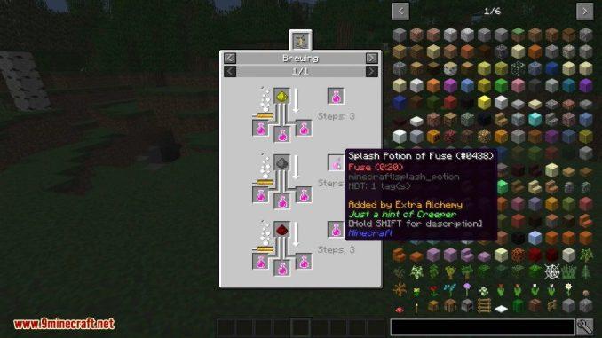 Extra Alchemy Mod Screenshots 3