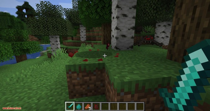 Flesh 2 Leather mod for minecraft 04
