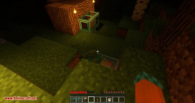 Glassential mod for minecraft 13