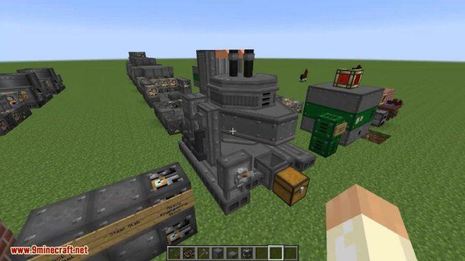 Immersive Engineering Mod Screenshots 9