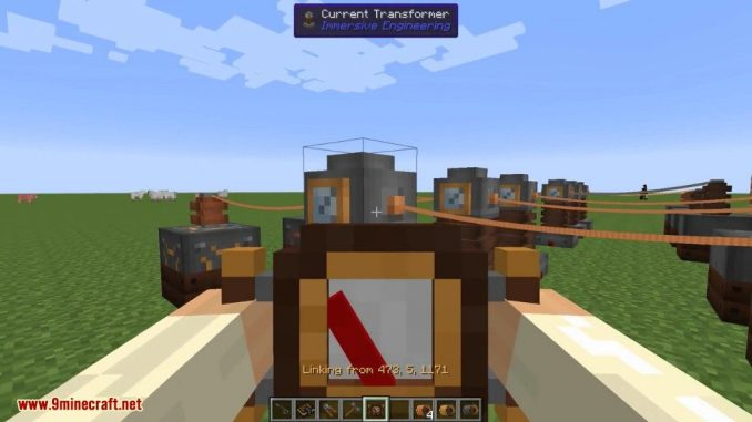 Immersive Engineering Mod Screenshots 12