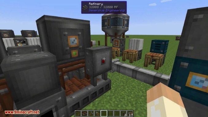 Immersive Engineering Mod Screenshots 23