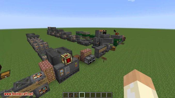 Immersive Engineering Mod Screenshots 1