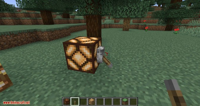 Lamp Block mod for minecraft 03