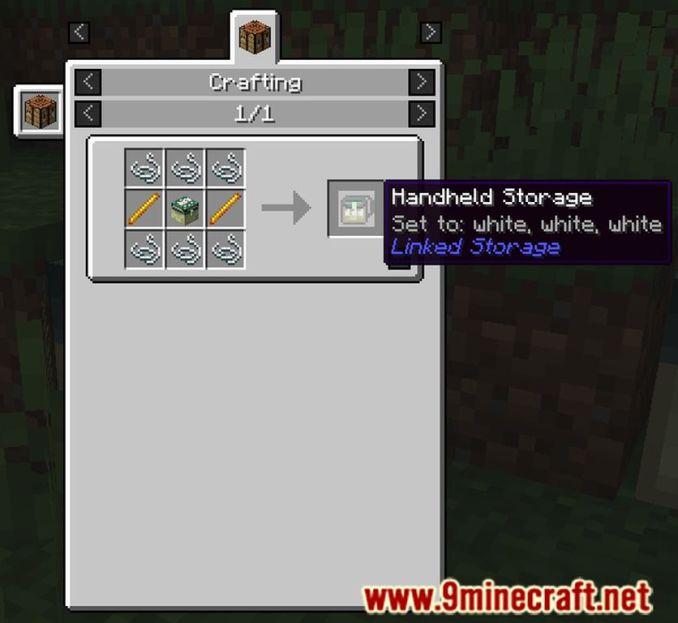 Linked Storage Mod Screenshots 12