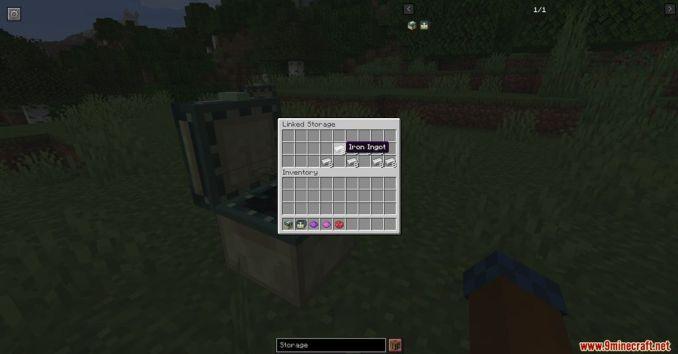 Linked Storage Mod Screenshots 10