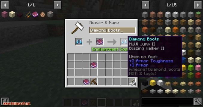Ma Enchants mod for minecraft 07