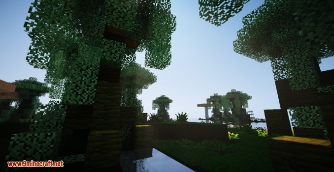 Oh The Biomes You'll Go Mod Screenshots 4