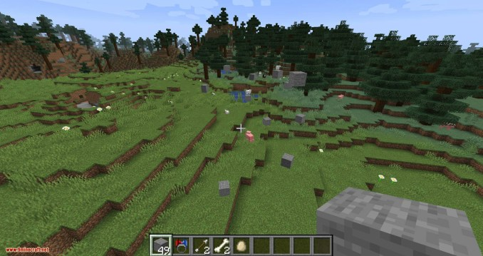 Ring of Attraction mod for minecraft 02