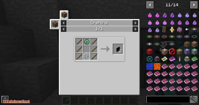The Magic Mirror mod for minecraft 04