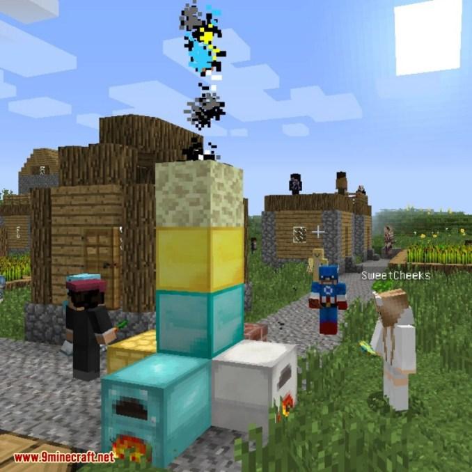 Advanced Chimneys Mod 4