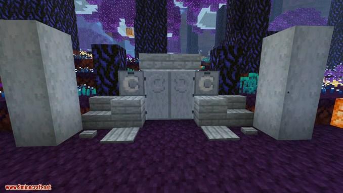 Cinderscapes mod for minecraft 11