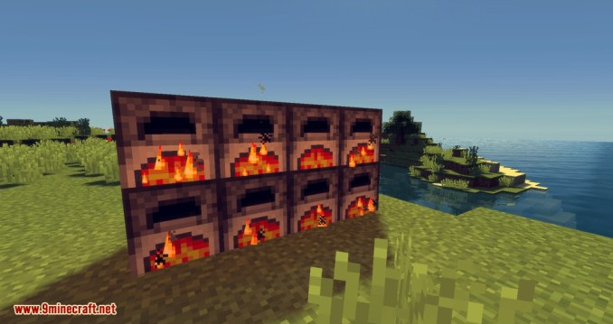 Fast Furnace mod for minecraft 04