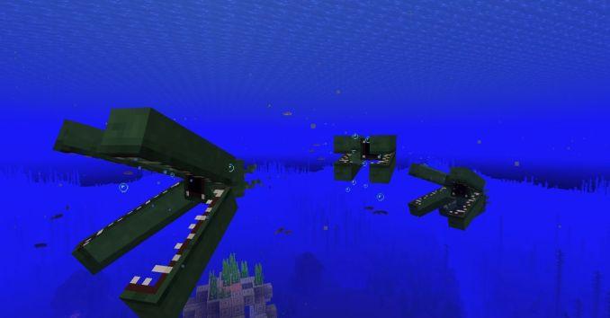 Ocean Depths Monster Mod Screenshots 3