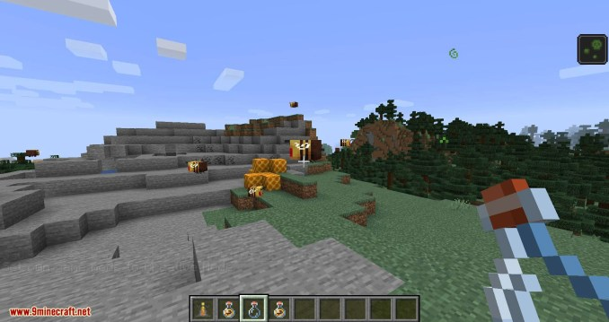 Potion of Bees mod for minecraft 07