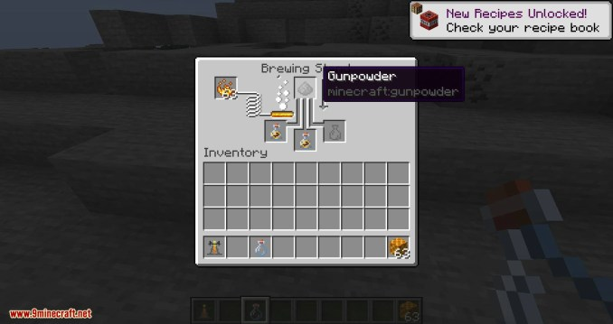 Potion of Bees mod for minecraft 08