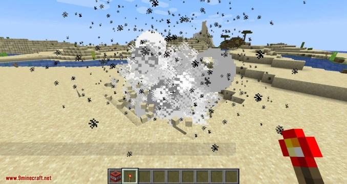 Sisser mod for minecraft 08