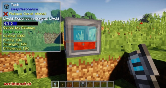 The One Probe mod for minecraft 06