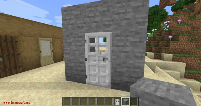 Automatic Door mod for minecraft 10
