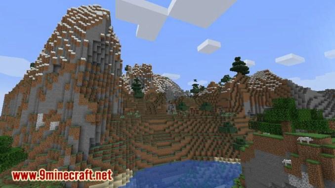Cherished Worlds mod for minecraft 07