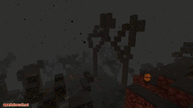 Cinderscapes mod for minecraft 04