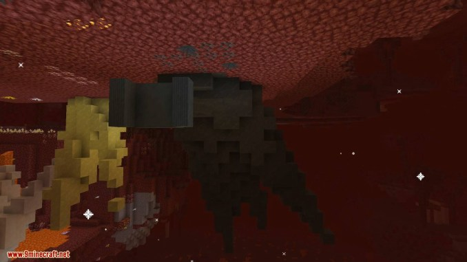 Cinderscapes mod for minecraft 07