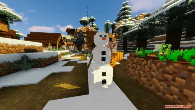 Craftmas Resource Pack Screenshots 2