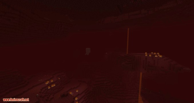 Crying Ghasts mod for minecraft 03