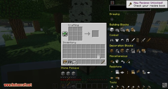 Easier Crafting mod for minecraft 05