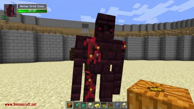 Extra Golems Mod Screenshots 13