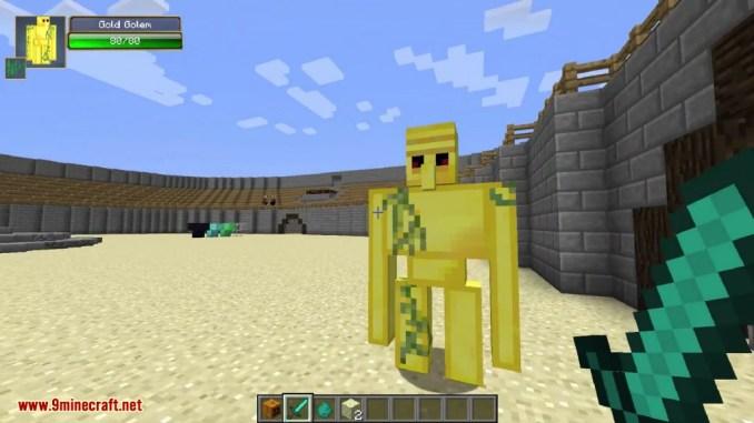 Extra Golems Mod Screenshots 6