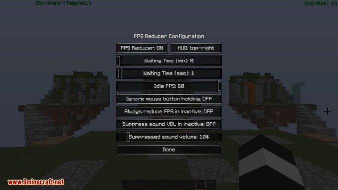 FPS Reducer Mod Screenshots 3