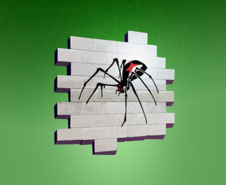 Fortnite Wallcrawler Spray - Full list of cosmetics : Fortnite Arachnid Set | Fortnite skins.