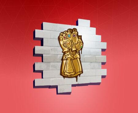 Fortnite Infinity Gauntlet Spray - Full list of cosmetics : Fortnite Avengers Set   Fortnite skins.