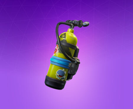 Fortnite Air Tank Back Bling - Full list of cosmetics : Fortnite Divemasters Set | Fortnite skins.