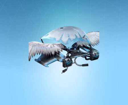 Fortnite Frozen Feathers Glider - Full list of cosmetics : Fortnite Frozen Legends Set | Fortnite skins.
