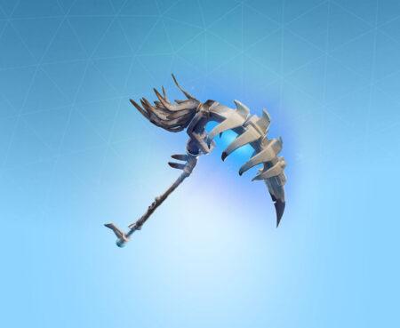 Fortnite Frozen Beak Harvesting Tool - Full list of cosmetics : Fortnite Frozen Legends Set | Fortnite skins.