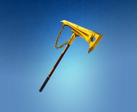 Fortnite Golden King Harvesting Tool - Full list of cosmetics : Fortnite Golden Ghost Set | Fortnite skins.