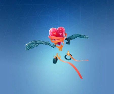 Fortnite Heartspan Glider - Full list of cosmetics : Fortnite Royale Hearts Set | Fortnite skins.