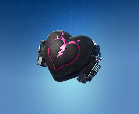 Fortnite Broken Heart Back Bling - Full list of cosmetics : Fortnite Royale Hearts Set | Fortnite skins.